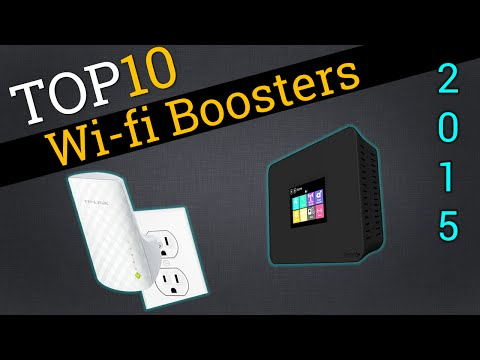 Top 10 Wi-fi Boosters 2015 | Compare The Best Wi-fi Boosters