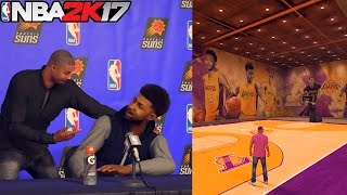 NBA 2K17 MyCareer Breakdown: How To Get 99 Overall, Mini Games, Dynamic MyCourt, and Shoe Deals!