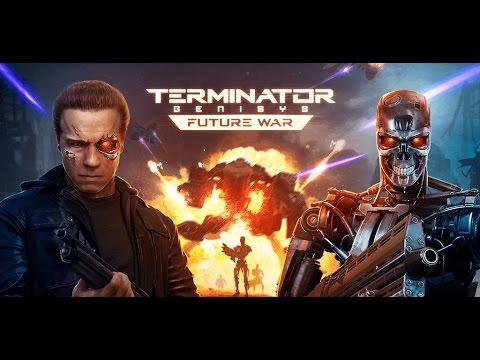 Terminator Genisys: Future War βίντεο