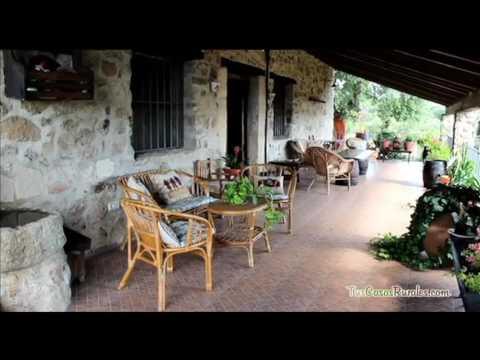 Casa Rural Casa Navafría - Casa Rural en Cáceres - TusCasasRurales.com