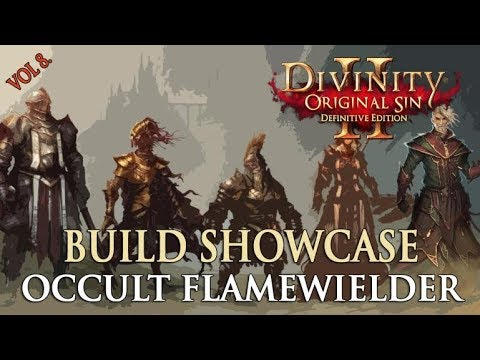 Divinity Original Sin 2 Builds - Stormchaser Gameplay