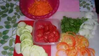 Мясная запеканка с овощами. Здоровое питание рецепты