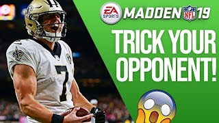The BEST Trick Plays in Madden 19! These Will Win You Games!