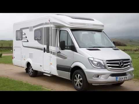 Practical Motorhome reviews the Hymer ML-T 580