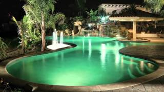 IntelliBrite® 5g LED Color-Changing and White LED Pool Lights by Pentair