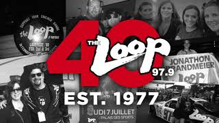 WGN 720 Chicago - WLUP 97.9 The Loop Tribute - March 10 2018 (1/2)