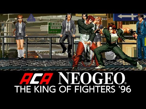 ACA NEOGEO THE KING OF FIGHTERS '96 thumbnail