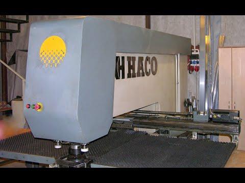 Wykrawarka HACO OMES TOOLMAC V/1 1999