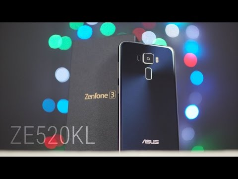 Asus Zenfone 3 ZE520KL - Unboxing & Hands On!