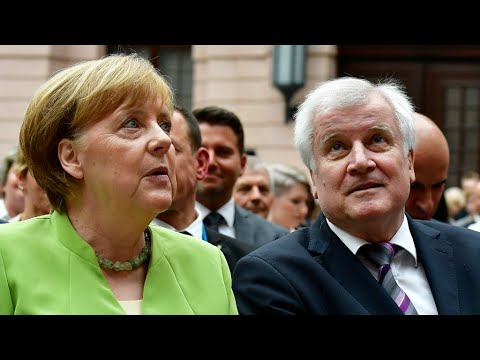 Germany: Merkel's coalition in doubt as interior minister offers resignation