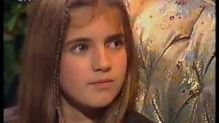 Peter Nagy s Miškou Paštekovou TV rozhovor 1994
