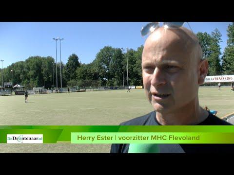 Gemeente Dronten hakt de knoop definitief door: MHC Flevoland krijgt waterveld