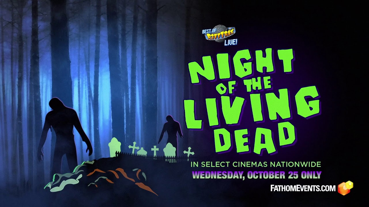 Best of RiffTrax Live: Night of the Living Dead
