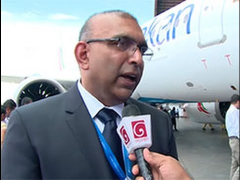 SL's first A320 touches down at BIA