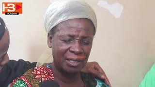 Mama wa marehemu Boss Martha aelezea kwa uchungu jinsi mwanae alivyofariki.