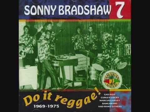 Sonny Bradshaw Seven - It must be online metal music video by SONNY BRADSHAW