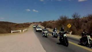 preview picture of video 'HARLEY CORDOBA LA CUMBRE 2009'