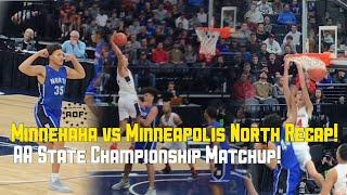 Can Jalen Suggs And Minnehaha Three-Peat?!? Chet Holmgren Drops A Triple-Double! North vs Minnehaha!