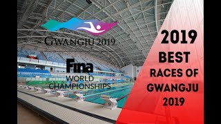 Top Races of Swimming World Championship   Gwangju 2019 HD