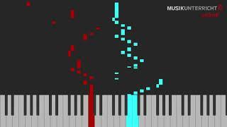 C. Petzold – Menuett in G-Dur (urspr. J.S. Bach, BWV Anh. 114)