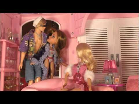 Těžký život Barbie