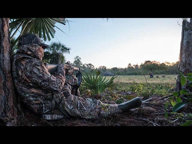 Bushnell Grand Slam: Osceola Hunt