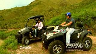preview picture of video 'Turismo Aventura   Cuatriciclos en la Falda'