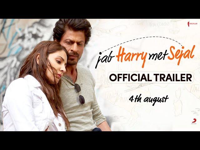 Jab Harry Met Sejal Theatrical Trailer | Shah Rukh Khan, Anushka Sharma