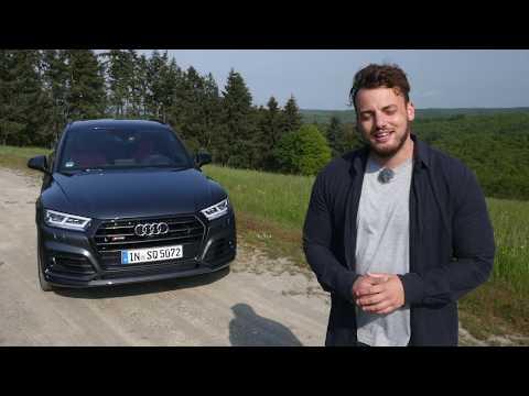 2019 Audi SQ5 3.0 TDI | 347 PS 🐺 | Back to Diesel | Fahrbericht | FULL Review | POV | Test-Drive.