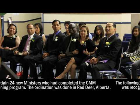 CCM Canadian Christian Ministires 5 Years of History in a Slideshow