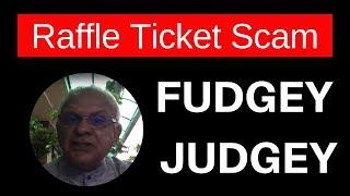 Judge Naidu Raffle Ticket Scam