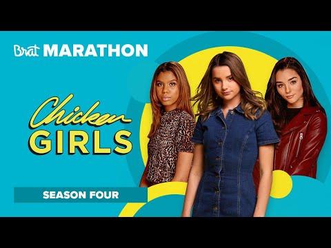 CHICKEN GIRLS | Season 4 | Marathon