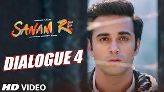 Kabhi Kabhi Ek Pal Me Zindagi Ka Pyaar Mil Jaata Hai - Dialogue Promo - Sanam Re