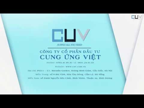 CUV - Giới thiệu Về Công ty Cổ Phần Đầu Tư Cung Ứng Việt