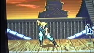 Street Fighter II  THE MOVIE