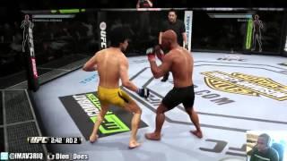 UFC - UFC Fights 2014 - Demetrious Johnson vs Bruce Lee - UFC Fights