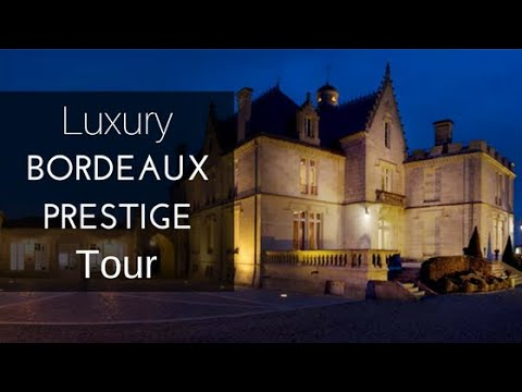 Exclusive Bordeaux Prestige Wine Tour
