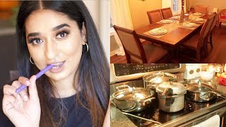 Special Indian Dinner Menu Preparation Tips For Guest    How I Prepare
