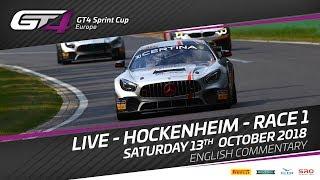 GT4_European - Hockenheim2018 Sprint Cup Race 1 Full