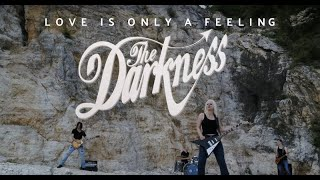 The Darkness - Love Is Only A Feeling (cover)