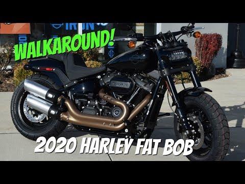 FXFBS 2020 FAT BOB® 114