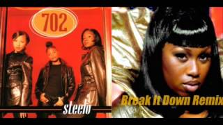Steelo (Break It Down Remix) 702 Feat. Missy Elliott by Z-Boy