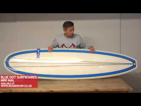 Blue Dot Surfboards Review – Mini Mal