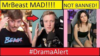 MrBeast Number LEAKED by TFUE & Destroys his Live Stream Blames NINJA! #DramaAlert - Ban ALINITY