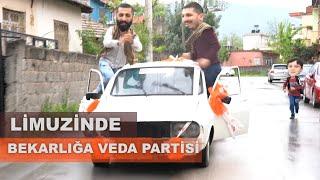 LİMUZİN'DE SIRA GECESİ YAPTIK!