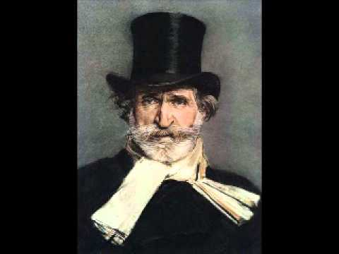 Giuseppe Verdi - Libiamo Ne Lieti Calici