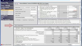 Estimated Payments Penalty Tutorial Video