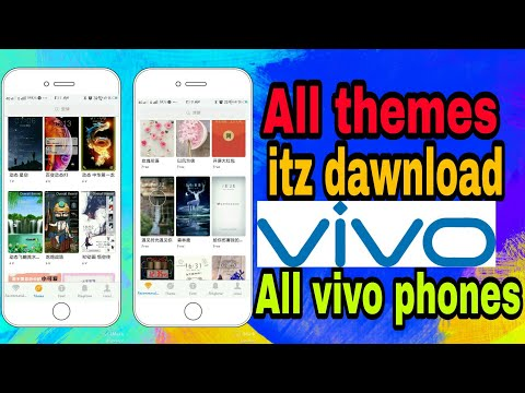 Download Itz Theme Vivo