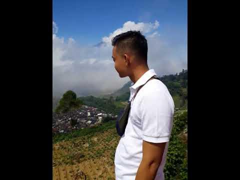 Pemandangan Gardu Pandang Tieng Wonosobo