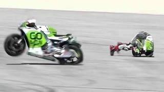 Мото Аварии Гран При Мизано